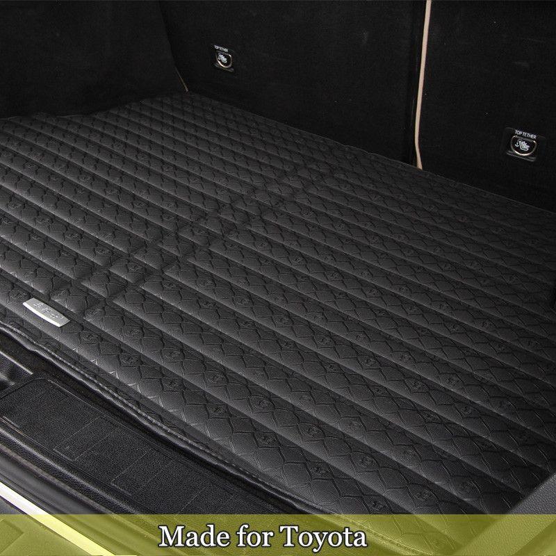 Trunk Mat For Toyota Camry Corolla Prius Prado Highlander Sienna