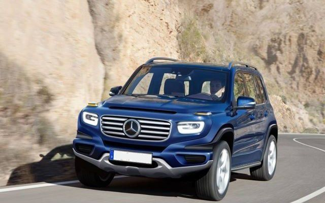 2018 mercedes benz gls class. simple 2018 the rumors about a possible new 2018 mercedesbenz gclass has caused on mercedes benz gls class l