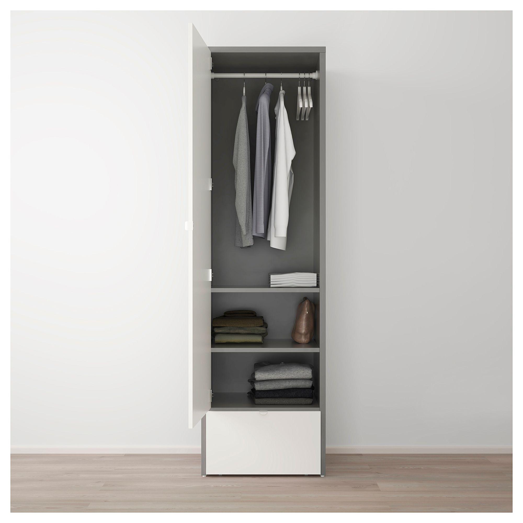 visthus wardrobe grey white ikea in 2019 susan house ikea rh pinterest com