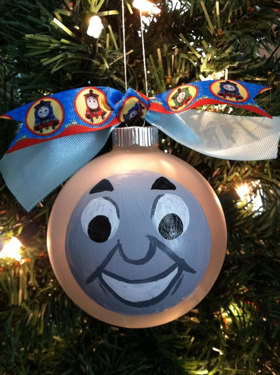 Thomas The Train Ornament Thomas Ornament Thomas The By Cambcar