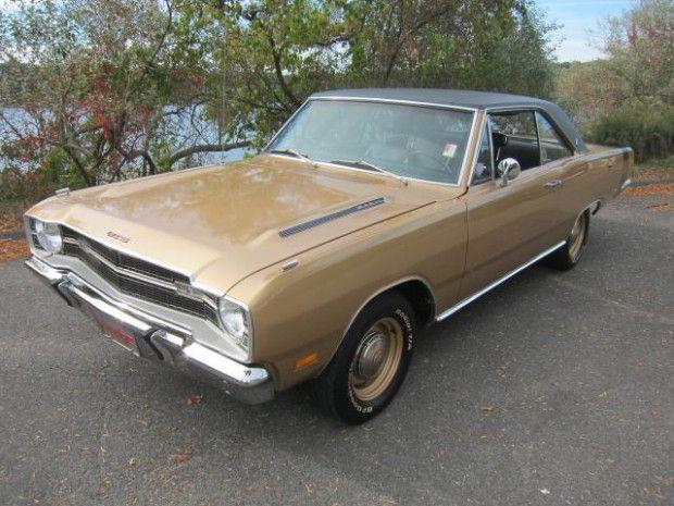 1969 Dodge Dart Gts 340 275 Hp 4bbl V8 Hd 727 Auto I Was 12 When