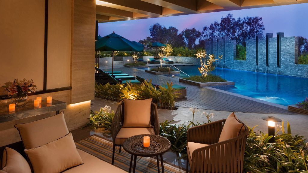 Conrad Pune, Pune, Maharashtra (With images) | Outdoor ...