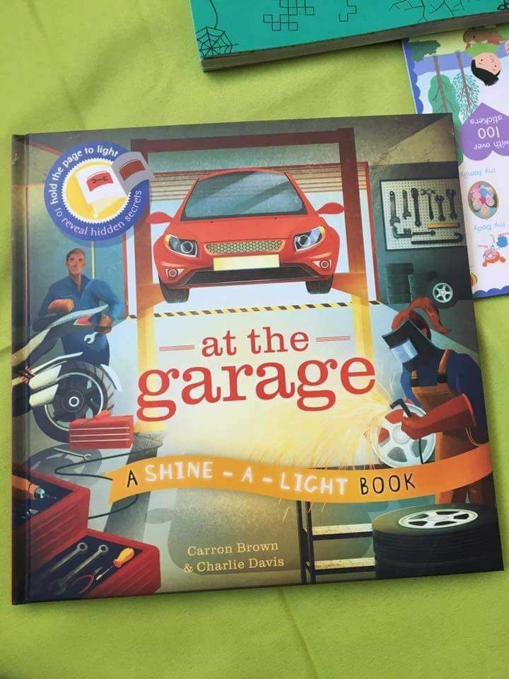 Usborne Shine A Light Books Simple New Shinealight Book From Usborne Books & More At The Garage Review