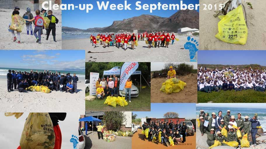 CleanUp South Africa Environmental activities, Africa