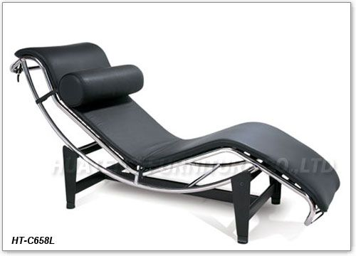 Perfect Chaise Longue By Le Corbusier (1928) Benefits Of The Machine Age Included  The Development · International StyleLe ...
