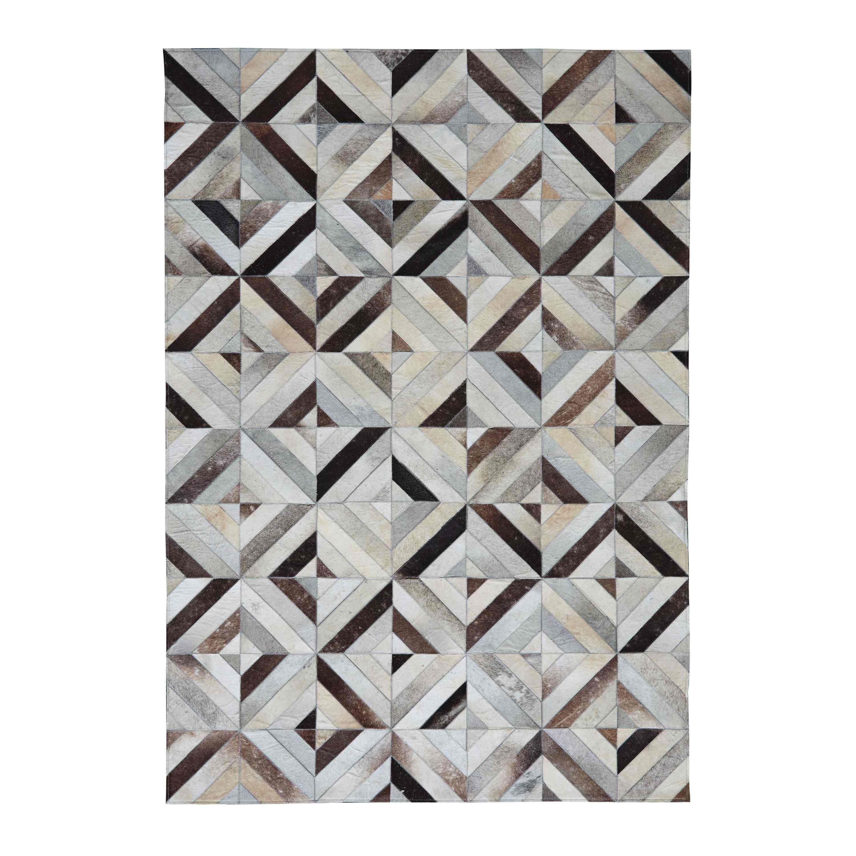 Tapis en cuir 399,90 € - 160x230 cm -CORBUS | Maisons du Monde ...