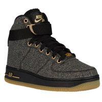 official photos 1361e b0d5e Nike Air Force 1 High - Boys  Grade School - Black   Grey