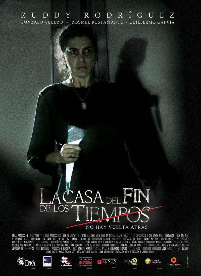 La Casa Del Fin De Los Tiempos 2013 Alternatieve Titel The House At The End Of Time Film Nieuwe Films Lezen