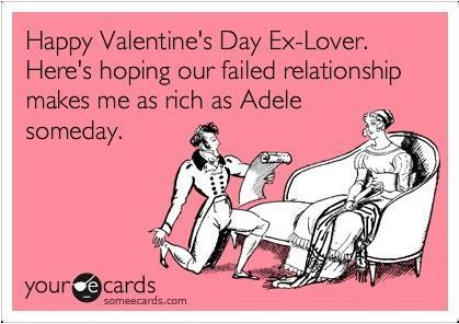 10 AntiValentines Day Cards That Are Perfect For Your Ex – Valentines E Cards Funny