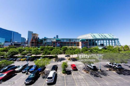 04-05 HOUSTON, TX - APRIL 03: Wide angle view of Minute Maid... #fuencalientedelapalma: 04-05 HOUSTON, TX - APRIL… #fuencalientedelapalma