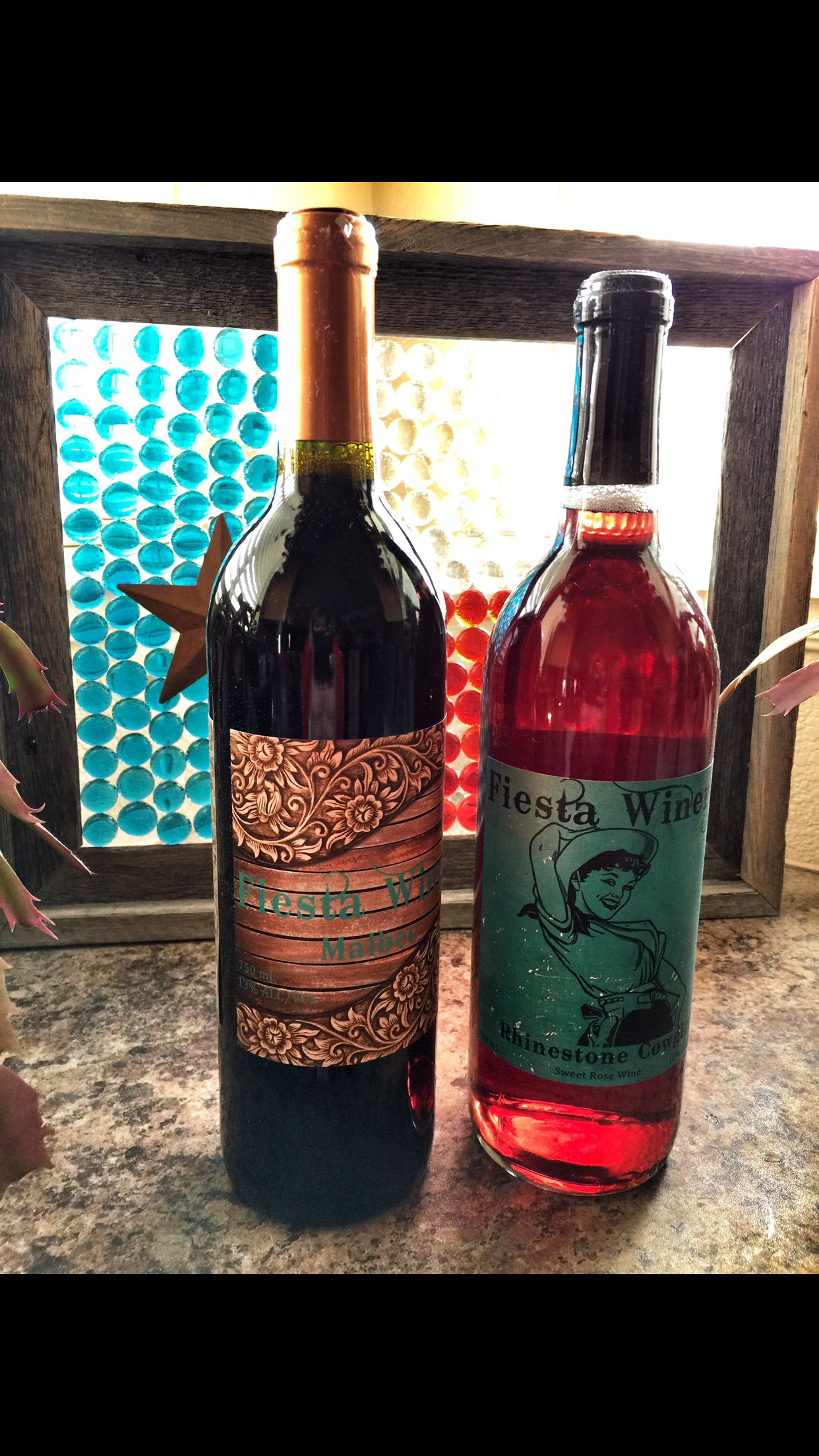 Fiesta Winery Malbec And Rhinestone Cowgirl Sweet Rose Wine Texans Drinkin Texas Wines In Colorado Texas Hill Country Wines Wine And Spirits Wines Malbec