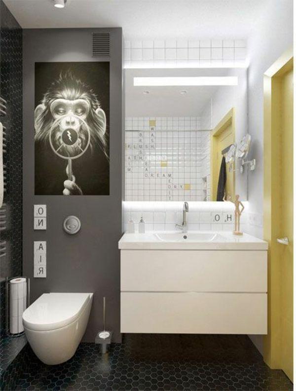 Salle de bain zen- le printemps est là! - Archzinefr - lavabo retro salle de bain