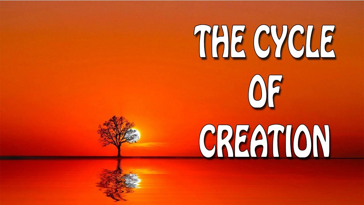 Abraham Hicks - The cycle of creation
