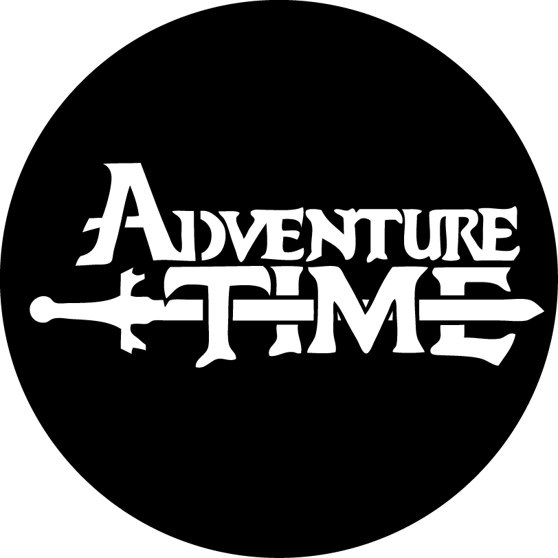 Https Talesfromthepumpkinpatch Files Wordpress Com 2014 04 Adventure Time Logo Thumb Png Desenhos