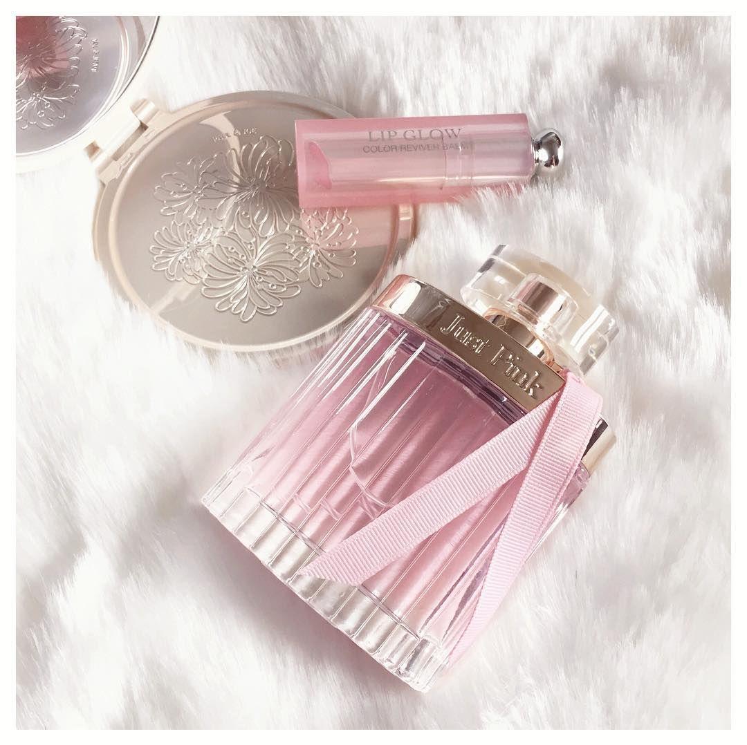 Dior Lip Glow & Next Just Pink Perfume