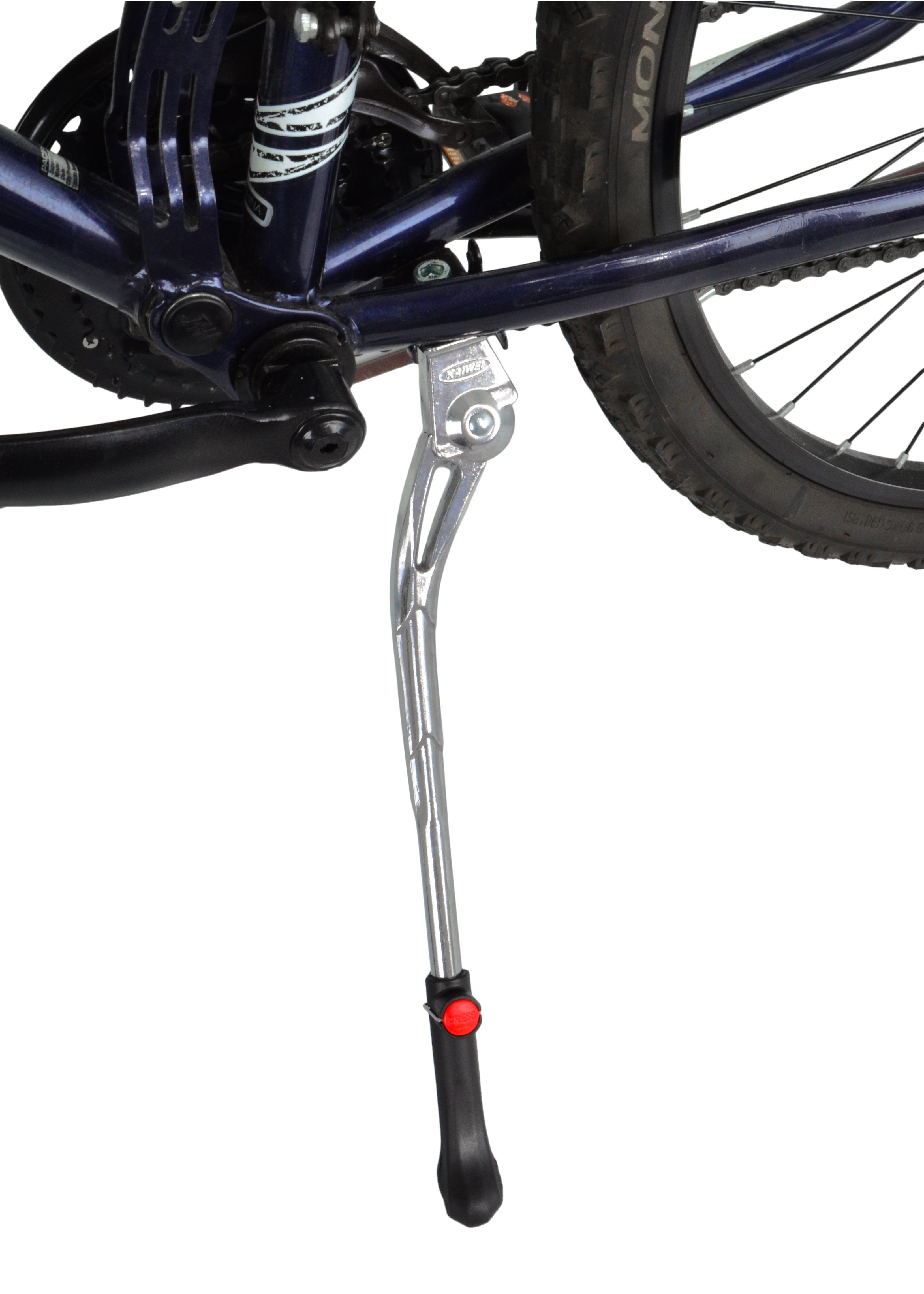 Bicycle Kickstand Center Mount Adjustable 24 28 Inches Bicycle