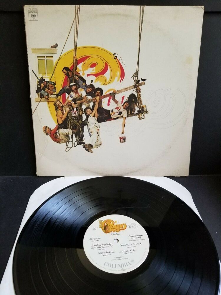Chicago Chicago Ix Chicago S Greatest Hits Vinyl Record Lp Vinyl Records Records Greatest Hits