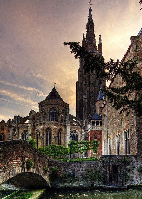Bruges, Belgium (THE BEST TRAVEL PHOTOS) | Viajes travel