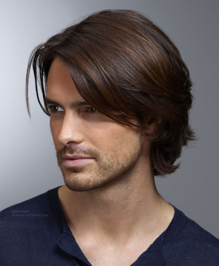 Mens Hair Haircuts trendy simple hairstyle