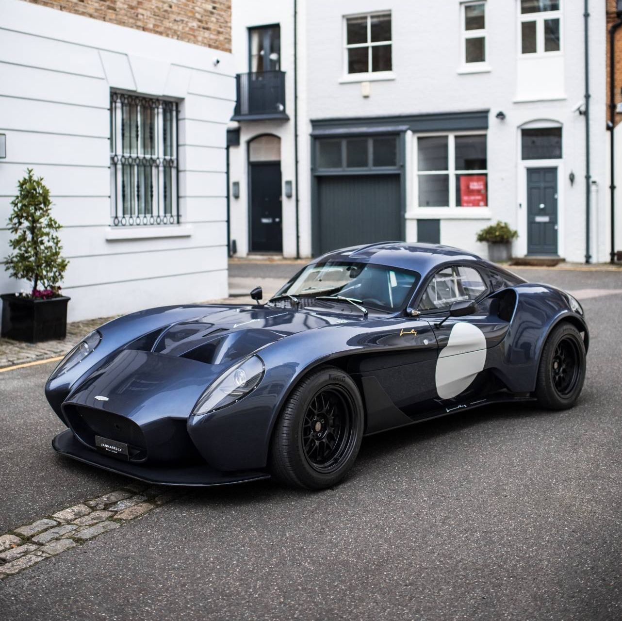 At Our Stand At The London Classic Car Show 20th To 23rd Of February 2020 This Amazing 2015 Jannarelly Design 1 Is Powered Car Classic Car Show Classic Cars