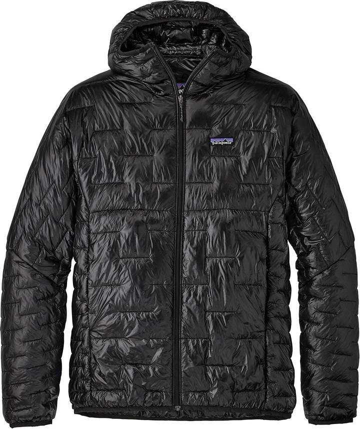 Patagonia Micro Puff Hooded Insulated Jacket – Men's