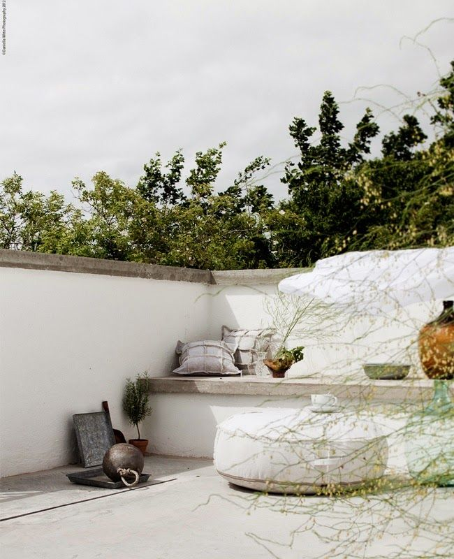 Inspiration for your garden muebles para el jard n for Diseno de muebles de jardin al aire libre