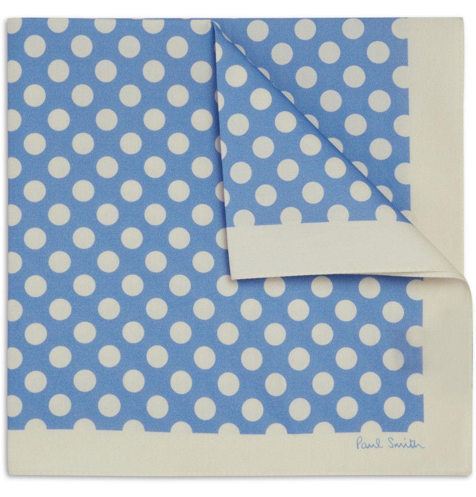 paul smith Designer handkerchief, Handkerchief men, Mens