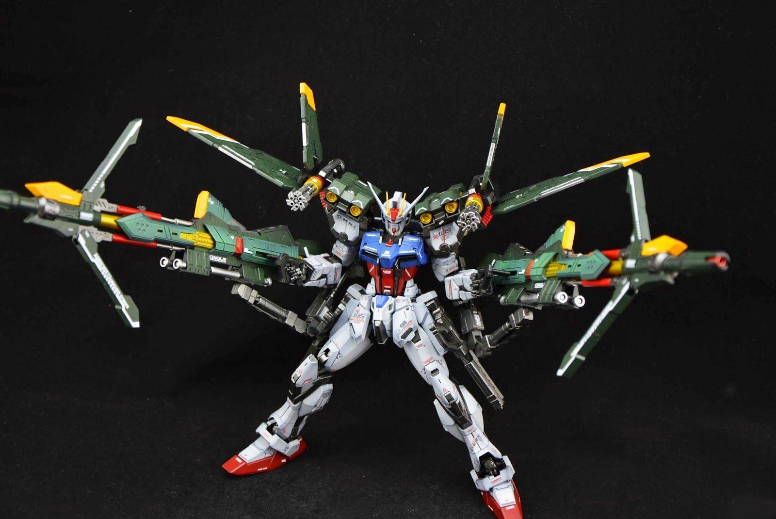 15+ Strike Gundam Launcher Wallpapers