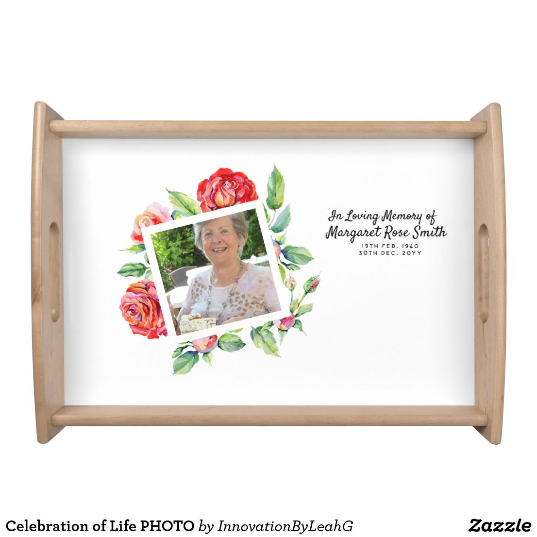 Memorial gift for loss of mother photo bereavement serving