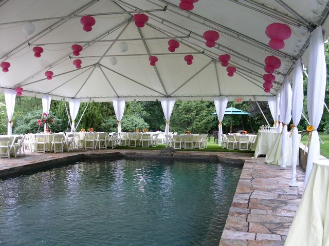 Over Pool Tent Event Rental Tent Wedding Outdoor Tent