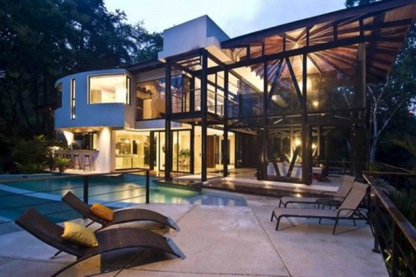 architectural house plans and designs by xten architecture 600x400 exotic house designs by xten architecture - Exotic Home Designs
