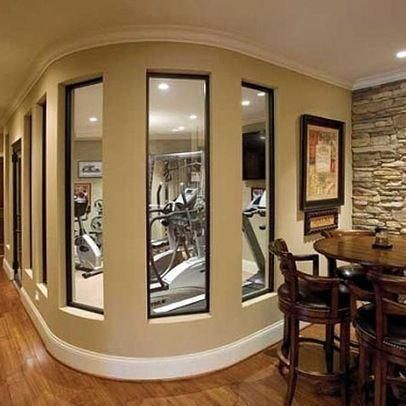 basement ceiling basementsforless  home gym design home