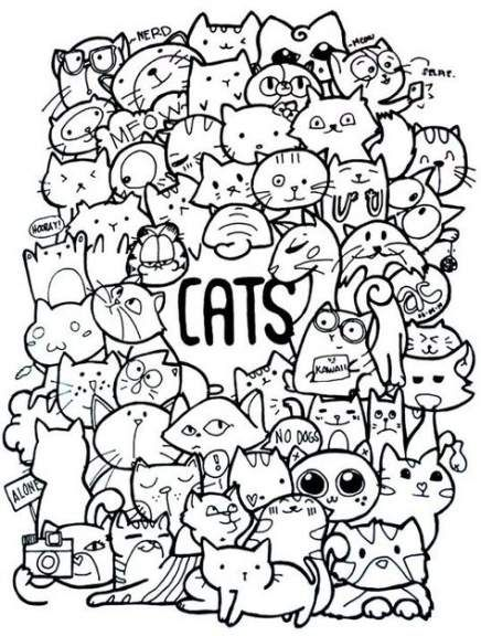 New Painting Ideas Animals Colour Ideas Cute Doodle Art Doodle Coloring Sharpie Drawings