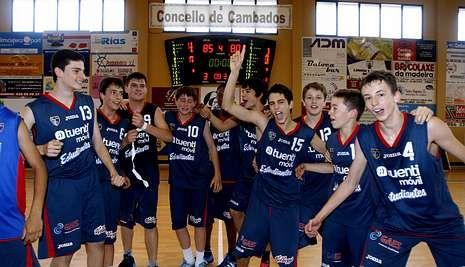 Estudiantes se lleva el título en Cambados ante Unicaja