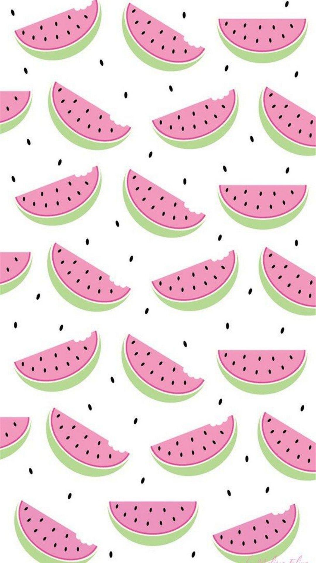 Watermelon Cute Girly Wallpaper Iphone Iphone Wallpaper Girly