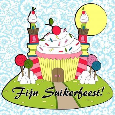 Suikerfeest Gefeliciteerd