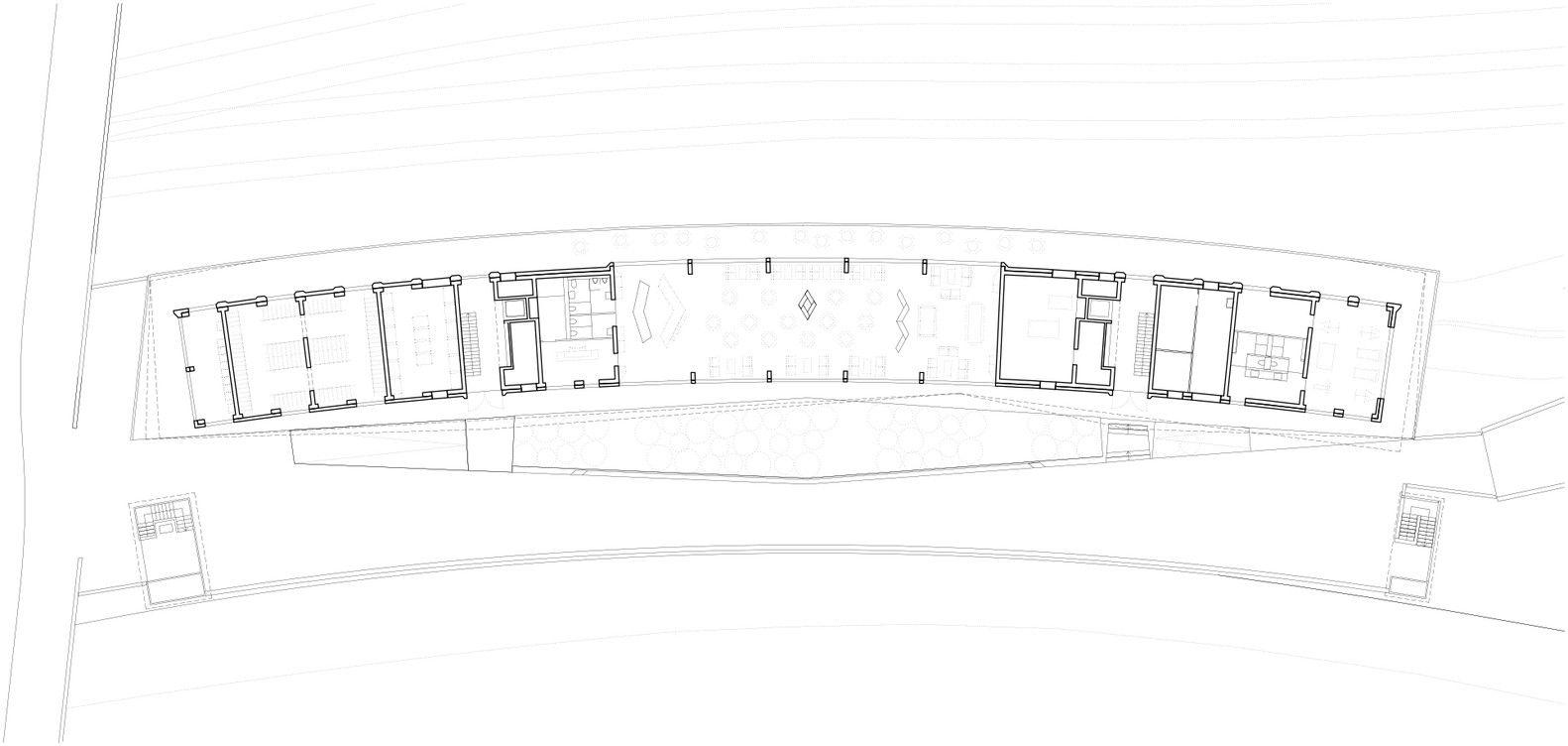 Galeria de Residência Estudantil / Lacroix Chessex - 35
