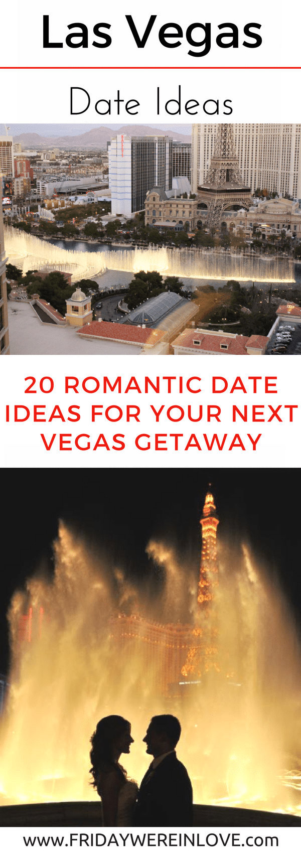 20 Romantic Las Vegas Date Ideas | Vegas getaway, Romantic ...