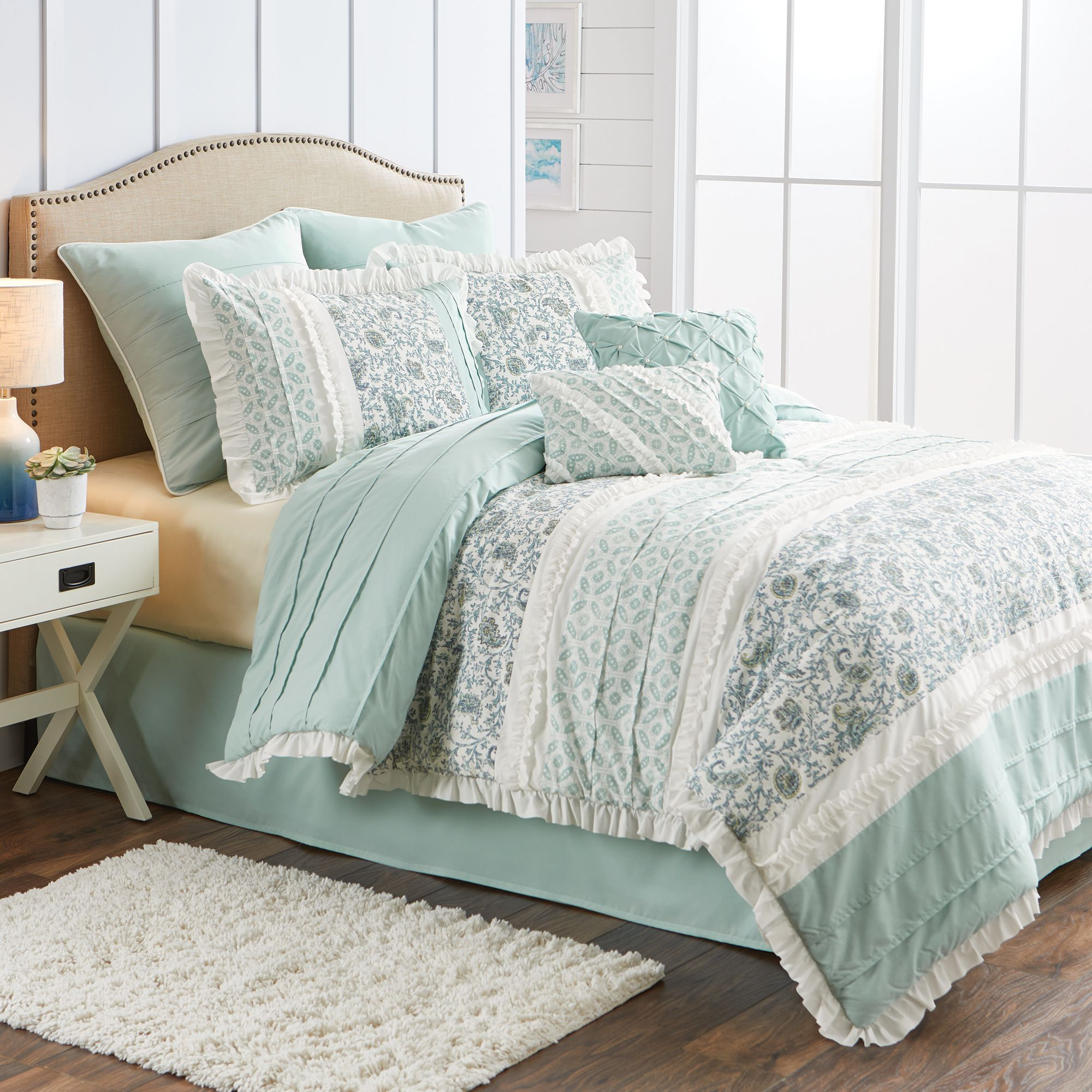 Shop By Brand In 2020 Floral Comforter Sets Comforter Sets Floral Comforter
