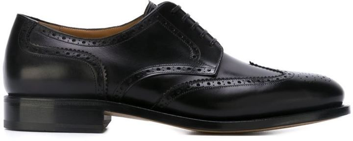 classic lace-up brogues - Brown Salvatore Ferragamo