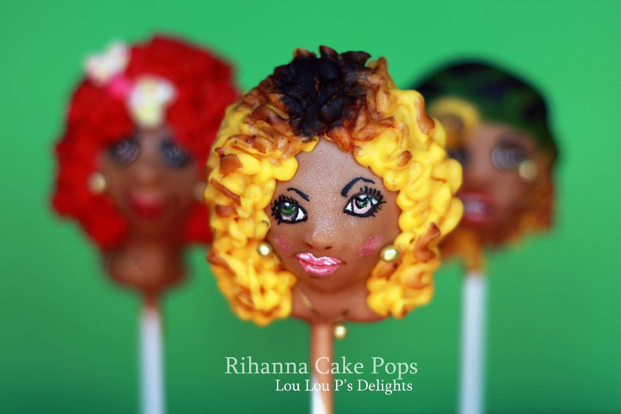 Musical Menagerie❥ Rihanna Pops