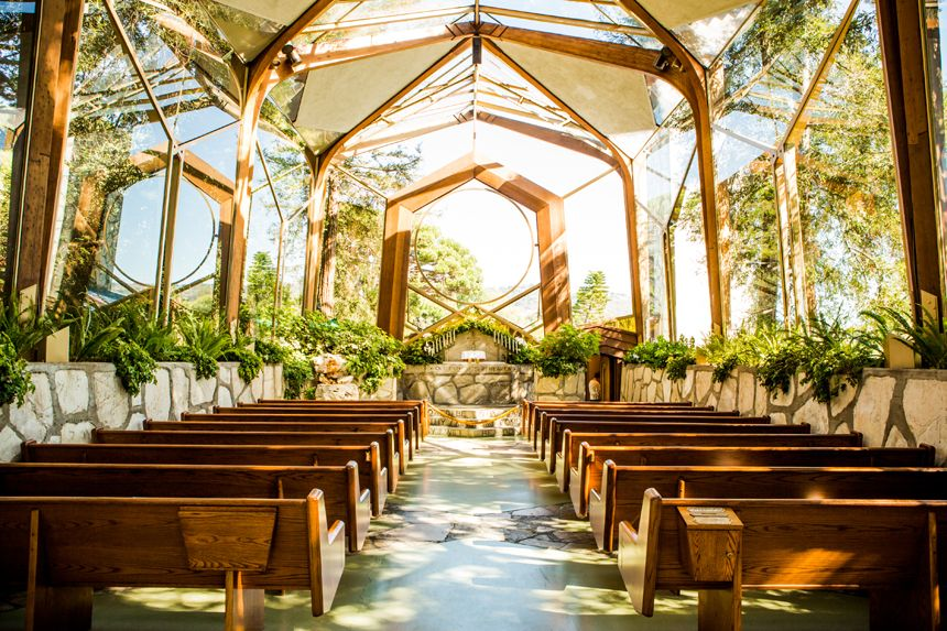 Wayfarers Chapel Absolutely Love W E D D I N G S In