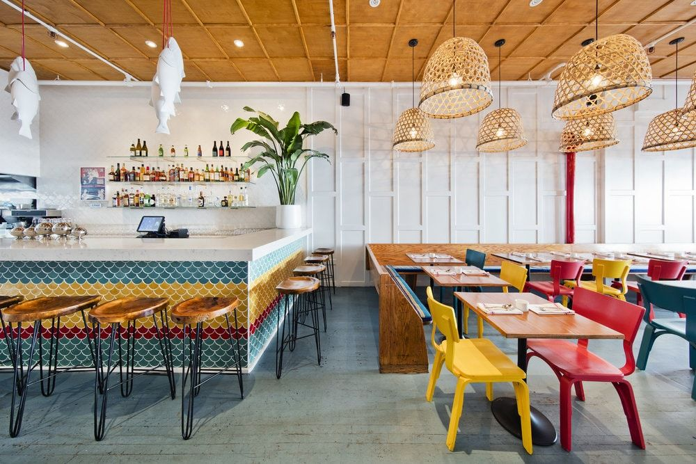 5 Super Colorful And InstaWorthy Restaurants In NYC My