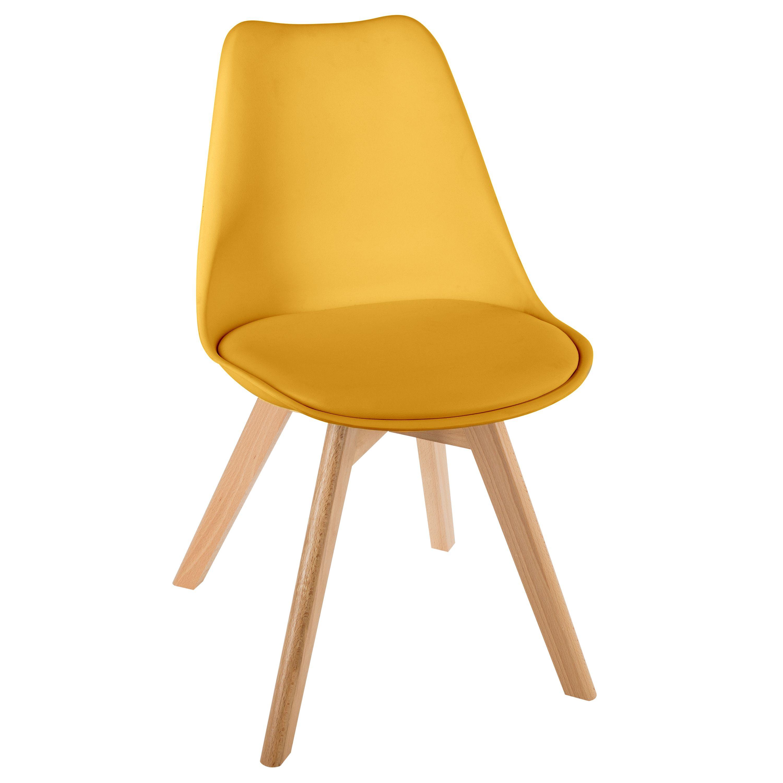 avec Créez chaise un salon scandinavela une tendance mNw08n