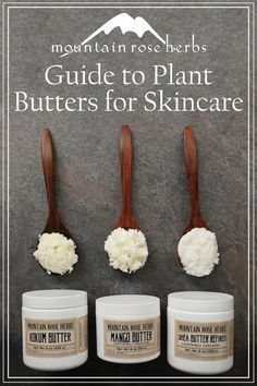 Guide to Plant-Based Body Butters for Skin & Hair