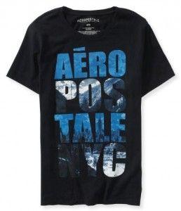 Camiseta Aeropostale AE1465