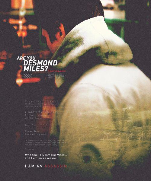 Desmond's Memories, Sequence #5 (Final) - Are You Desmond Miles?