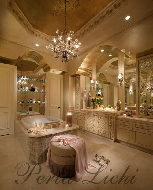 Elegant Bathrooms: Residential Interior Design