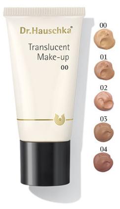Dr Hauschka Translucent Make Up Naturalnaya Kosmetika Kosmetika