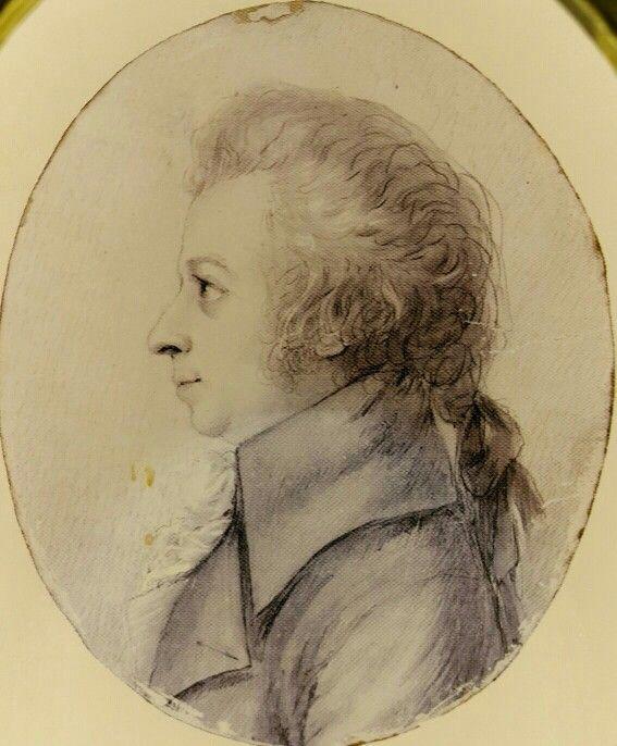 Último retrato de Mozart.
